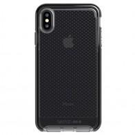 Tech21 Evo Check iPhone XS Max Hoes Smokey Black 01