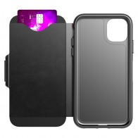 Tech21 Evo Wallet iPhone 11 Pro Max Zwart - 1