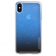 Tech21 Pure Clear iPhone XS Max Case Gradient Blue 01