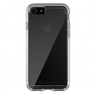 Tech21 - Pure Clear Case iPhone SE (2020)/8/7 transparant 01