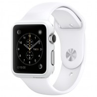 Spigen Thin Fit Case Apple Watch 38mm White - 1