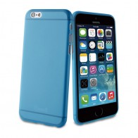 Muvit ThinGel iPhone 6 Plus Blue - 1