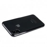 Tucano Elektro Flex iPhone X Hoesje zwart 01