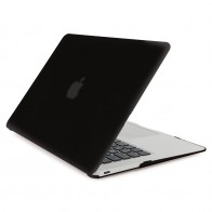 Tucano Nido Hard Shell Macbook 12 inch Black - 1
