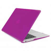Tucano Nido Hard Shell Macbook 12 inch Purple - 1