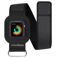 Twelve South - ActionSleeve voor Apple Watch 42mm Black 01