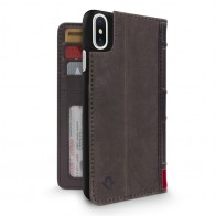 Twelve South BookBook iPhone X/Xs Wallet Bruin - 1