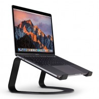 Twelve South - Curve MacBook Standaard Black 01