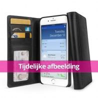 Twelve South Journal Leather Wallet iPhone X Zwart 01