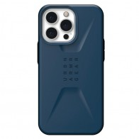 UAG Civilian iPhone 13 Pro Hoesje Mallard Blauw - 1