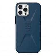 UAG Civilian Hoesje iPhone 13 Pro Max Blauw - 1
