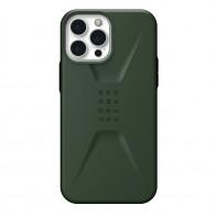 UAG Civilian Hoesje iPhone 13 Pro Max Olijfgroen - 1