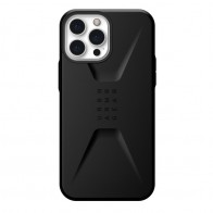 UAG Civilian Hoesje iPhone 13 Pro Max Zwart - 1