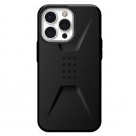 UAG Civilian iPhone 13 Pro Hoesje Zwart - 1