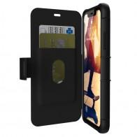 UAG Metropolis iPhone XR Folio Hoes Zwart 01