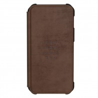 UAG Metropolis Folio iPhone 12 / 12 Pro 6.1 Brown Leather - 1