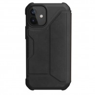 UAG Metropolis iPhone 12 Mini Leather Black - 1