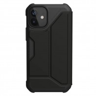 UAG Metropolis iPhone 12 Mini Satin Black - 1