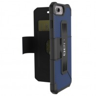 UAG - Metropolis iPhone 7/6S/6 Plus Folio Cobalt Blue 01