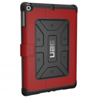 UAG - Metropolis Hoes iPad (2017) / iPad Air Red 01