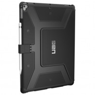 UAG - Metropolis iPad Pro 12.9 Folio Case Black 01