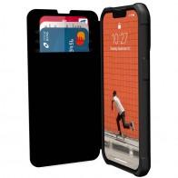 UAG Metropolis iPhone 13 Pro Hoesje Zwart - 1