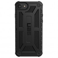 UAG - Monarch iPhone 6 / 6S / 7 hoesje zwart 01