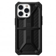 UAG Monarch Case iPhone 13 Pro Carbon Zwart - 1