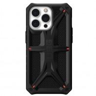 UAG Monarch Case iPhone 13 Pro Kevlar Zwart - 1