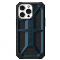 UAG Momnarch iPhone 13 Pro Hoesje Blauw - 1