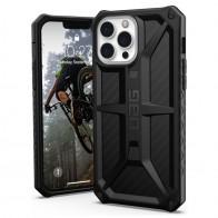 UAG Monarch iPhone 13 Pro Max Hoes Carbon Zwart - 1