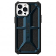 UAG Monarch iPhone 13 Pro Max Hoes Blauw - 1