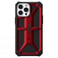 UAG Monarch iPhone 13 Pro Max Hoes Rood - 1