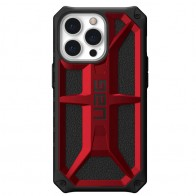 UAG Momnarch iPhone 13 Pro Hoesje Rood - 1