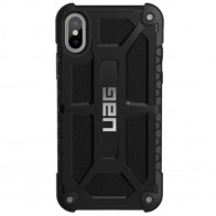 UAG - Monarch iPhone X/Xs Hoesje Black 01