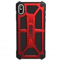 UAG Monarch iPhone XS Max Crimson Red 01