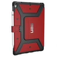 UAG New Metropolis Case iPad Air 10.5 (2019), iPad Pro 10.5 Red 01