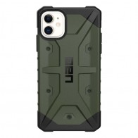 UAG Plasma Case iPhone 11 Olive Drab Green - 1