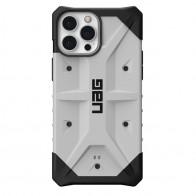 UAG Pathfinder iPhone 13 Pro Max Zilver - 1