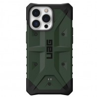 UAG Pathfinder iPhone 13 Pro Olijfgroen - 1