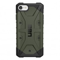 UAG - Pathfinder iPhone SE (2020)/8/7/6S/6 groen 01