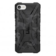 UAG - Pathfinder iPhone SE (2020)/8/7/6S/6 zwart camo 01