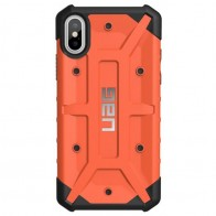 UAG Pathfinder iPhone X Hoesje Rust Orange 01