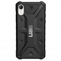 UAG Pathfinder iPhone XR Hoesje Zwart 01
