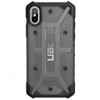 UAG - Plasma iPhone X Case Ash Black 01