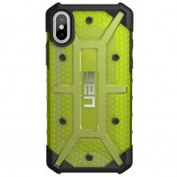 UAG - Plasma iPhone X Case Citron 01