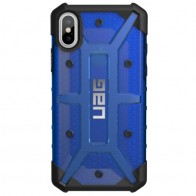 UAG - Plasma iPhone X Case Cobalt Blue 01