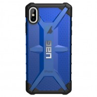 UAG Plasma Case iPhone XS Max Hoesje Cobalt Blue 01
