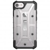 UAG Plasma Hard Case iPhone 7 Ice Clear - 1