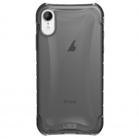 UAG Plasma iPhone XR Hoesje Ash Clear Transparant 01